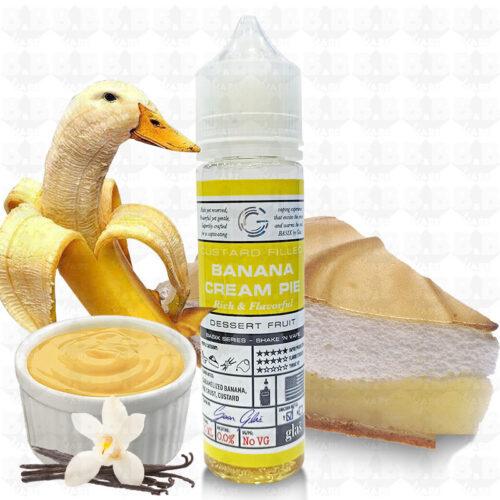Glas - Banana Cream Pie