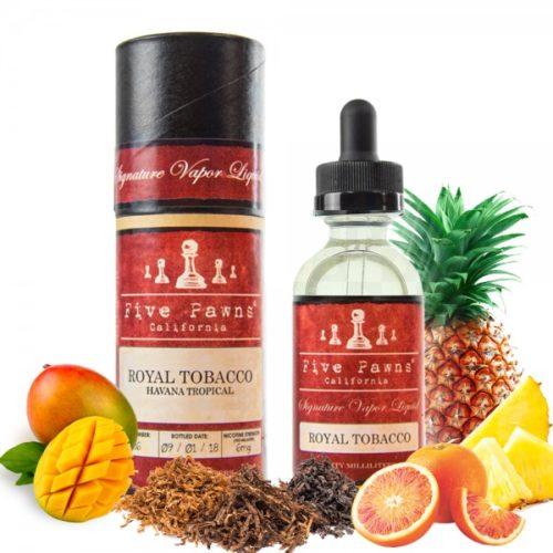 Royal Tobacco - Five Pawns