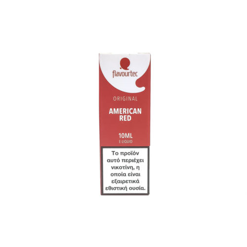 Flavourtec - American Red 10ml