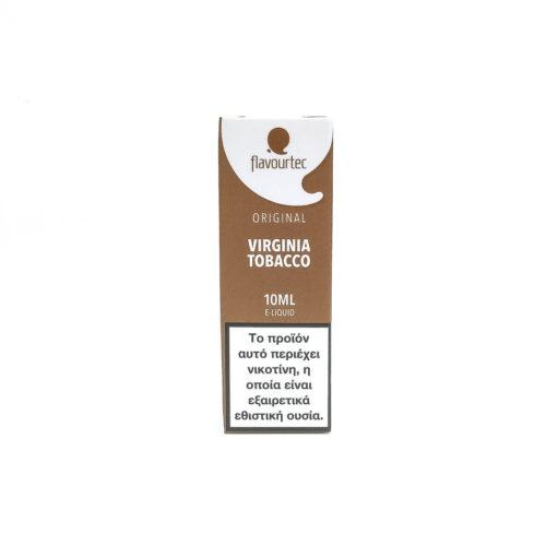 Flavourtec - Virginia Tobacco 10ml