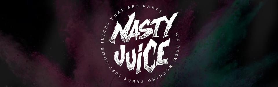 Nasty Juice Banner