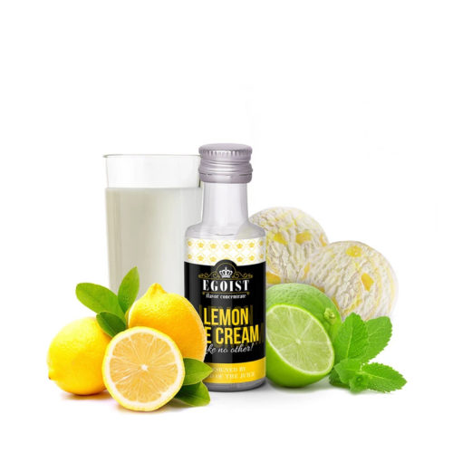 Lemon Ice Cream - Egoist