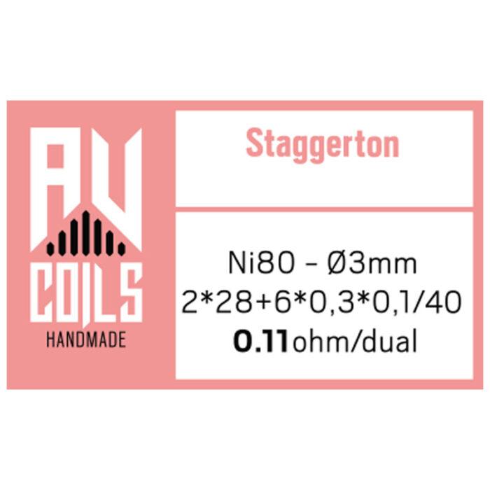 AV Coils - Staggerton