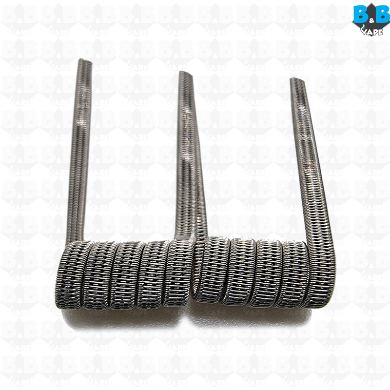 AV Coils - Tricore Staggred Fused Clapton