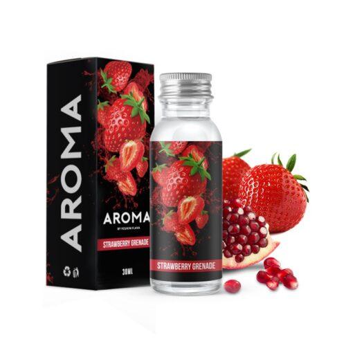 Fcukin Flava - Strawberry Grenade