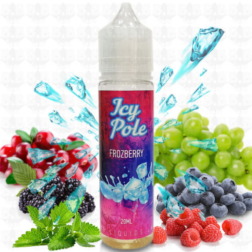Icy Pole - Frozberry