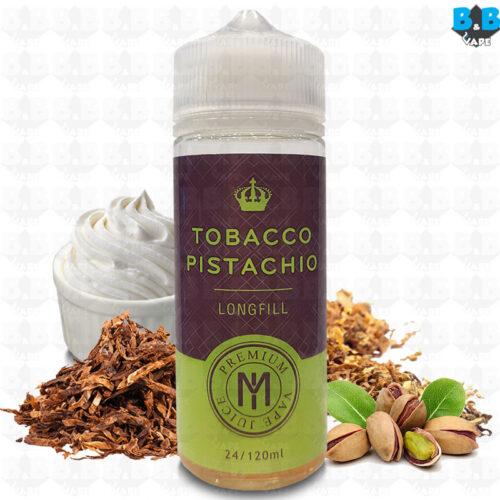 M.I. Juice - Tobacco Pistachio