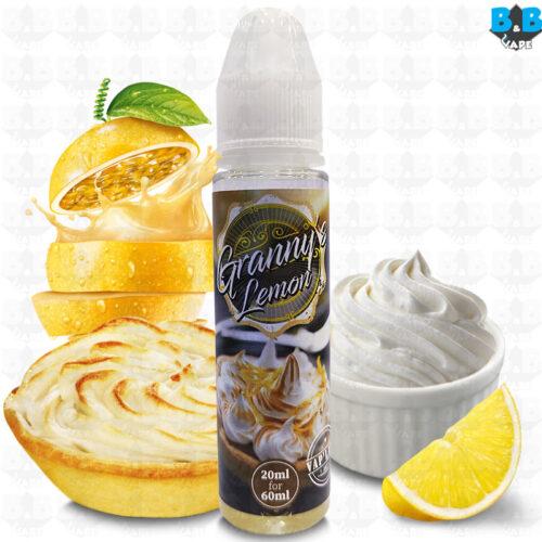 Vap' Land - Granny's Lemon