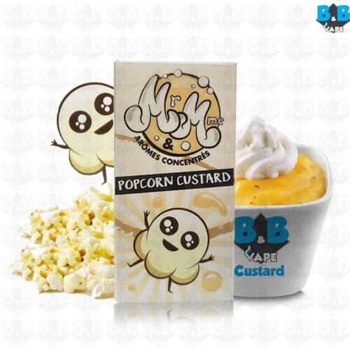 Mr & Mme - Popcorn Custard