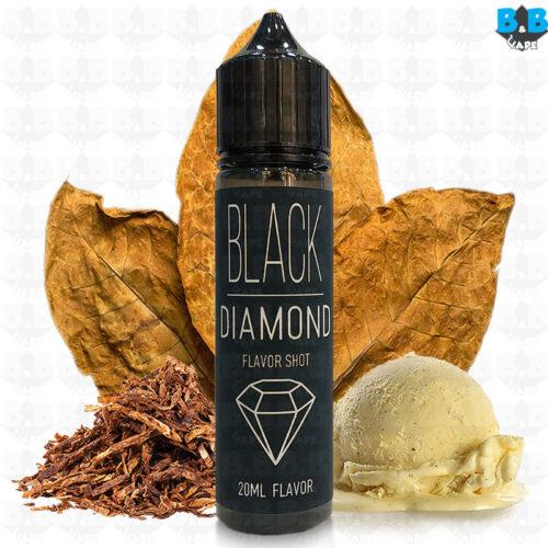 Black - Diamond