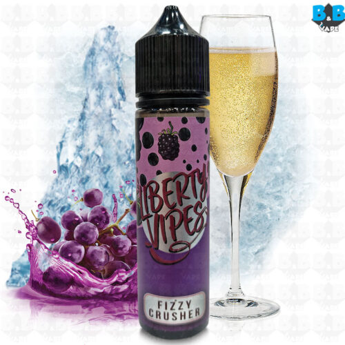 Liberty Vipes - Fizzy Crusher