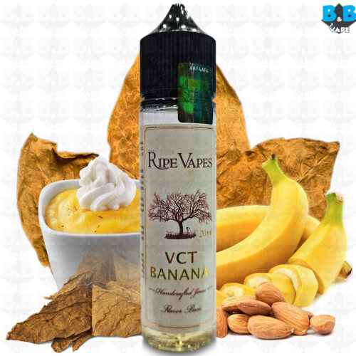 Ripe Vapes - VCT Banana