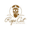 Rope Cut Logo Menu