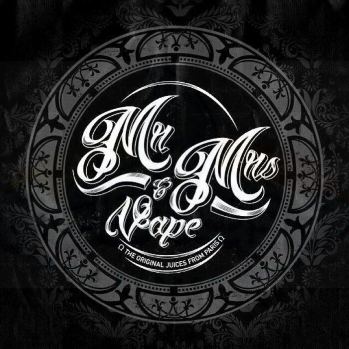 Mr & Mrs Vape Logo 2