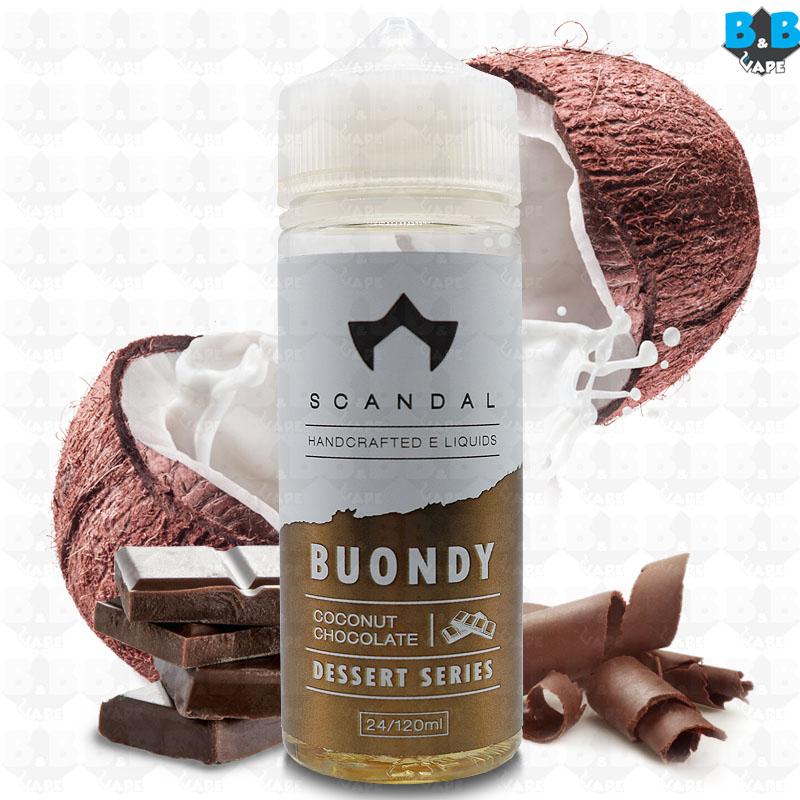 Scandal Flavors - Buondy