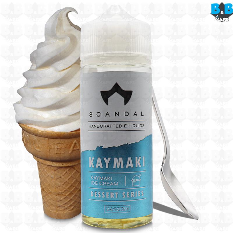Scandal Flavors - Kaymaki