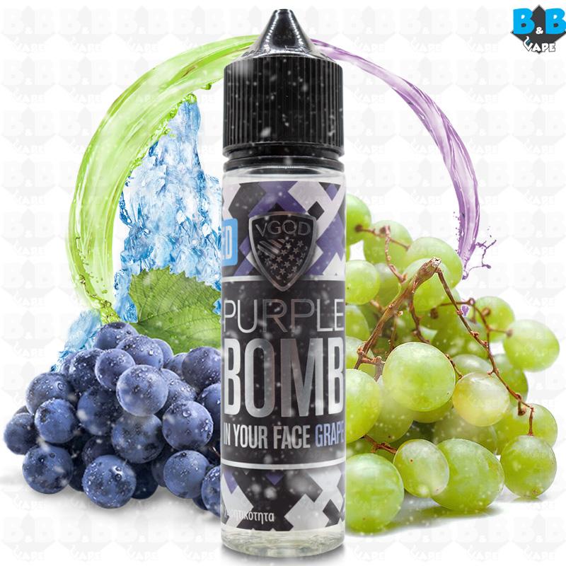 VGOD - Purple Bomb Iced